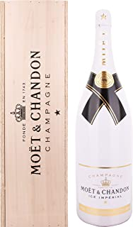 Moët & Chandon Champagne ICE IMPÈRIAL Demi-Sec 12% Vol. 3 l in Holzkiste