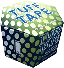 stormsure TUFF10 Tuff Tape-Transparant 10m Rol, 10 m