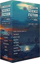 American Science Fiction: Eight Classic Novels of the 1960s 2C BOX SET: The High Crusade / Way Station / Flowers for Alger...