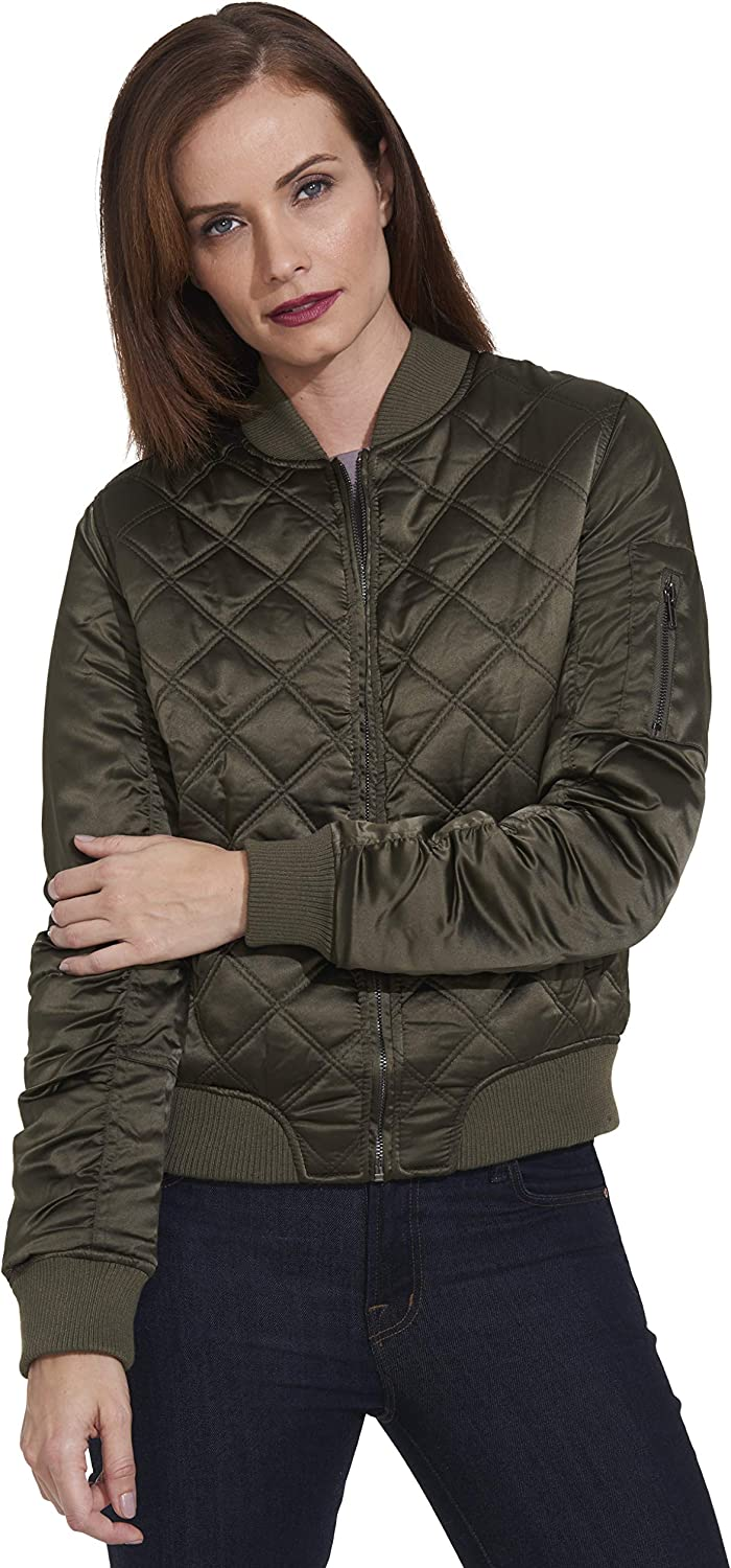 Dallas Mall Max 85% OFF Weatherproof Womens Bomber Jacket Insulate Cropped Quilted Light
