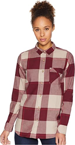 Kimberly Long Sleeve Button Up