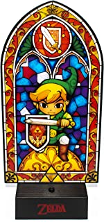 The Legend Of Zelda Link's Light Up Acryllic Plastic Mood Lamp