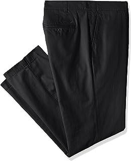 سروال رجالي من نوتيكا مصنوع من قماش التويل بمقدمة مسطحة