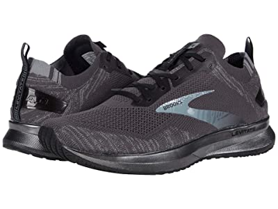 Brooks Levitate 4 (Blackened Pearl/Grey/Black) Men