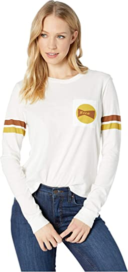 Bow-Tied Long Sleeve T-Shirt