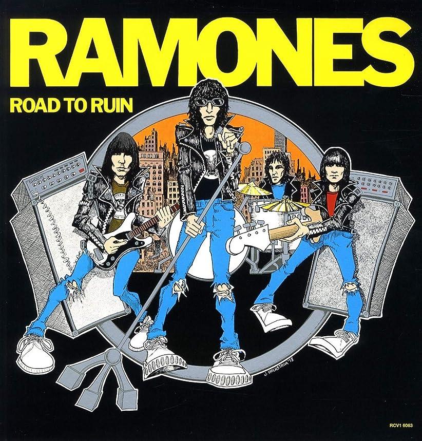 突然等機関車Road To Ruin【Start Your Ear Off Right 2019 限定盤】(アナログレコード) ※入荷数未定商品のため、キャンセルさせて頂く場合がございます。