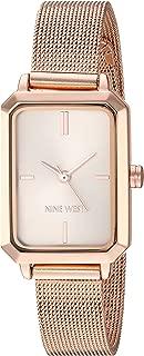 Nine West NW/2342RGRG - Reloj de pulsera para mujer, color oro rosa