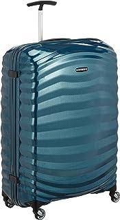 Samsonite 新秀麗 超輕防震旅行箱 75 cm, 98.5 L, 藍色
