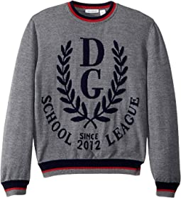 Jacquard Sweater (Big Kids)