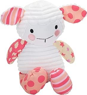 Wee Believers Lil' Prayer Buddy Pink Lullaby Lamb Musical Stuffed Animal Plays Jesus Loves Me