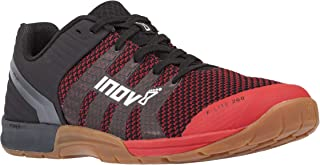 Inov-8 F-Lite 260 Knit - Multipurpose Cross Training Shoes - Athletic Shoe for Gym, Training and Weight Lifting - Wide Toe Box - Red/Gum 7 M UK