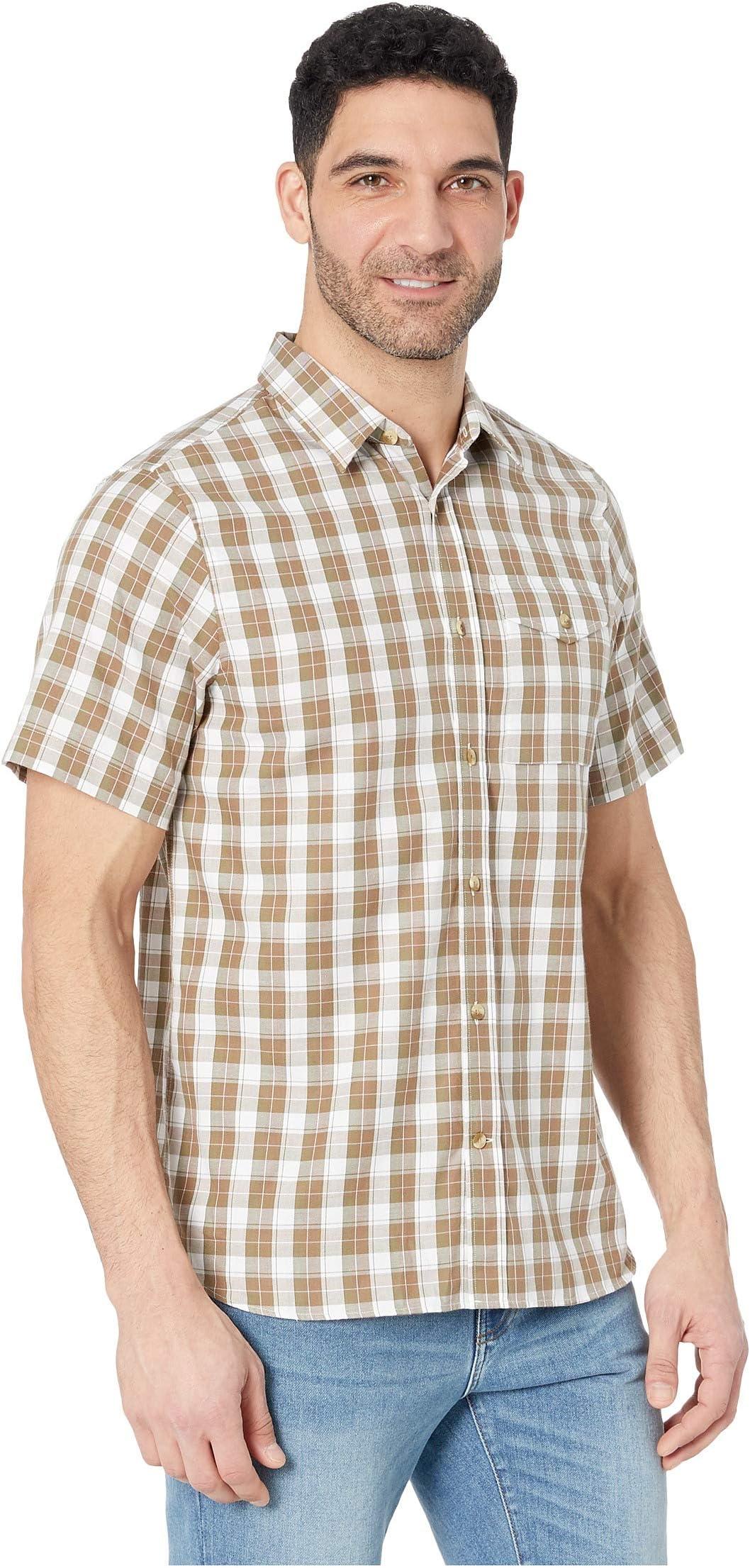Fjällräven Sarek Short Sleeve Shirt mhO75