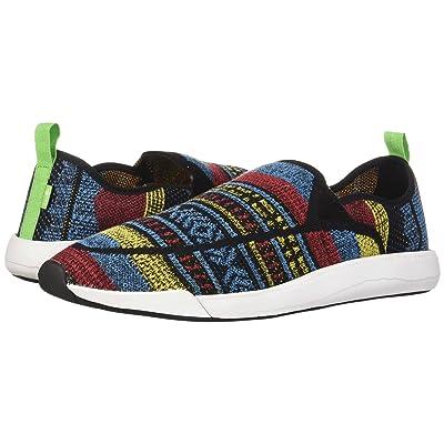 Sanuk Chiba Quest Knit (Multi) Shoes