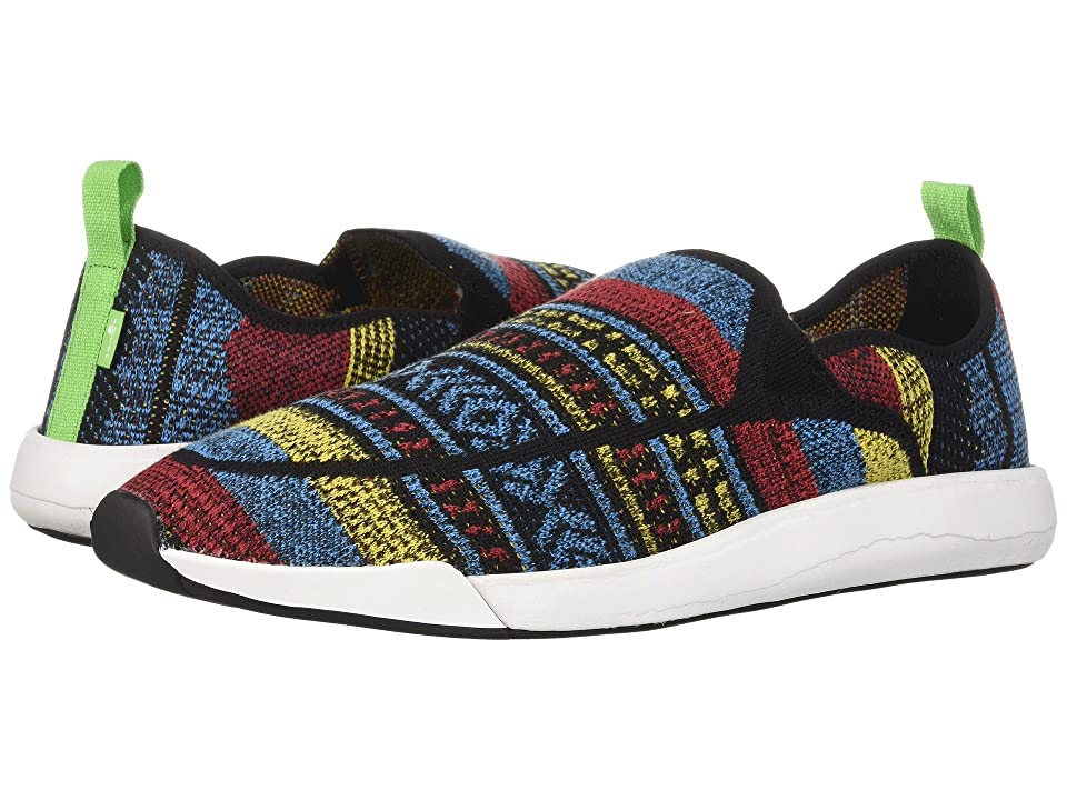Sanuk Chiba Quest Knit (Multi) Shoes