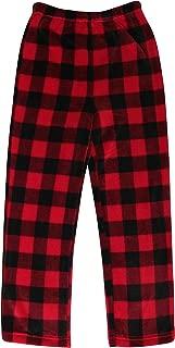 Plush Pajama Pants for Girls
