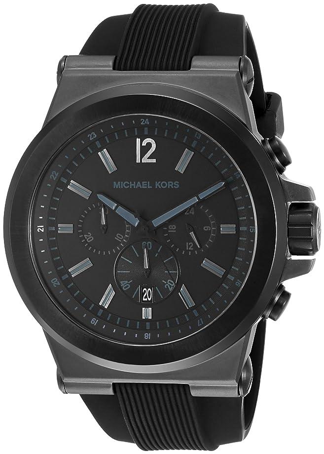 Michael Kors Men's Dylan Black Watch MK8152