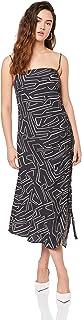 THIRD FORM Women's Picasso Drawn UP Slip Dress
