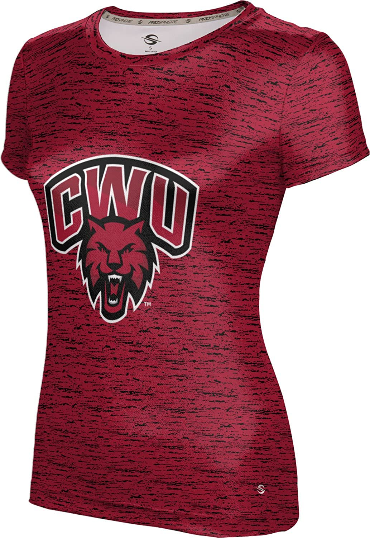 ProSphere Central Washington University Girls' Performance T-Shirt (Brushed)