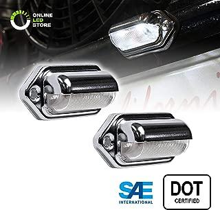 Best e92 license plate light Reviews