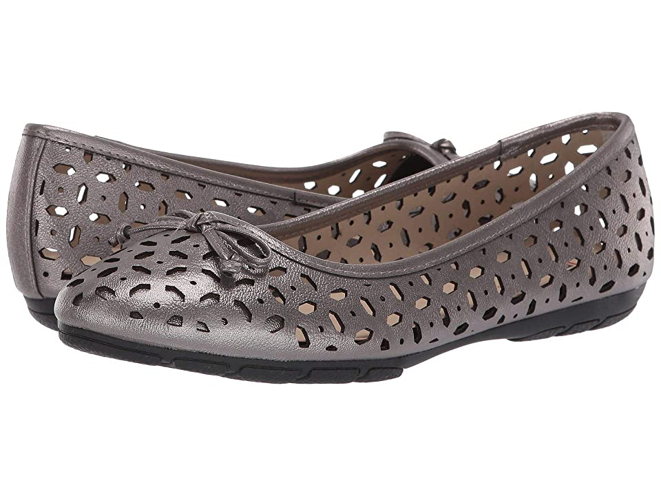 Rialto Garry (Pewter Smooth) Women