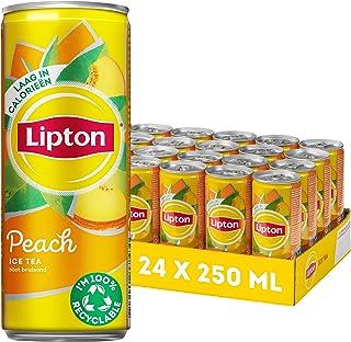 Lipton Ice Tea Peach - 4x6 - 24 blikjes - 250ML