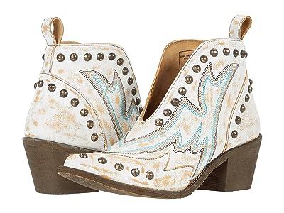Corral Boots Q0167 (White) Women