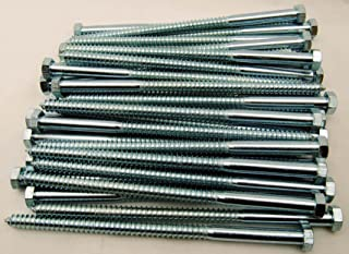Zinc-Plated 100-Pack 3//8 x 3//4-Inch Hillman 240141 Carriage Bolt Steel Silver