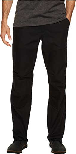 GridFlex Canvas Work Pants