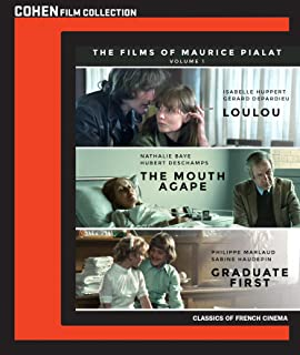 Films of Maurice Pialat, the - Volume 1: Graduate First, the Mouth Agape, Loulou - Set