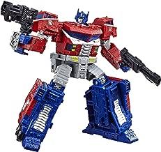 Transformers Toys, Siege war for cyberton trilogy Generations War Optimus Prime Action Figure - age 8+