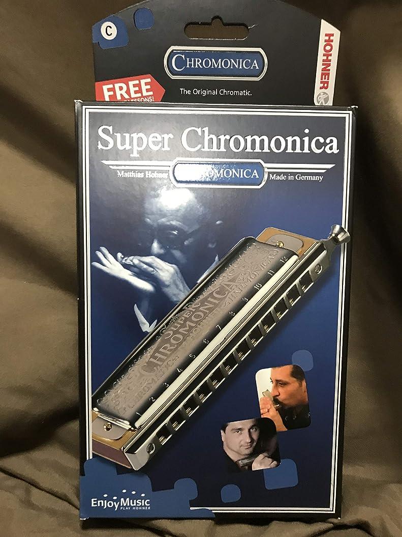 粘着性名門バランスHOHNER ホーナー Super Chromonica270 270/48 C調 クロマチックハーモニカ