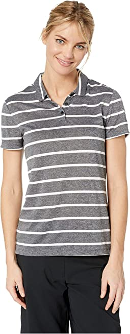 Dry Polo Short Sleeve Stripe