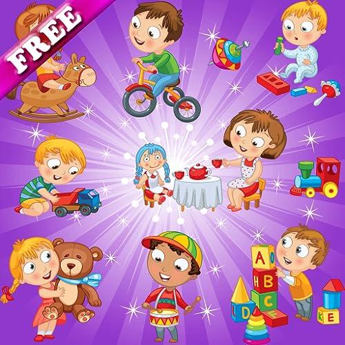 Jogos de memória para crianças e miúdos: brinquedos ! GRÁTIS