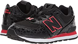 New Balance Kids - PC574v1 - Minnie Rocks the Dots (Little Kid)