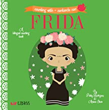 Counting With / Contando Con Frida: A Bilingual Counting Book