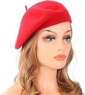 6ed85abefdb35 Amazon.com  Reds Women s Berets