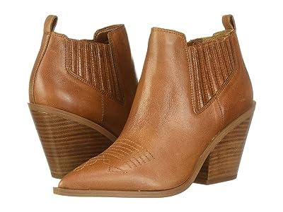 Franco Sarto Cavallarie (Cognac Leather) Women