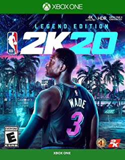 NBA 2K20: Legend Edition (輸入版:北米) - XboxOne
