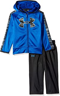 Under Armour Baby Boys Track Set with Hood