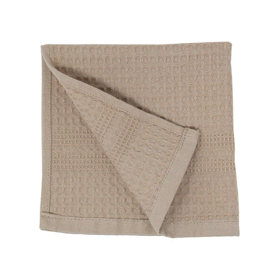 正当化する感嘆符ぺディカブ(Taupe) - Classic Waffle Weave Wash Cloth (Taupe)