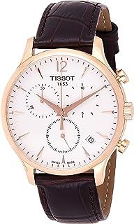 Tissot Men's Analog Display Quartz Silver Watch