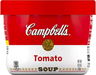 Campbell's Tomato Soup Microwavable Bowl, 15.4 oz.