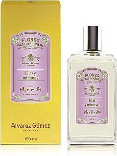 Alvarez Gomez Flores Mediterráneas Lilas y Mimosas Eau de Toilette 150 Mililitros