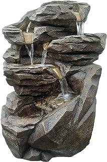 Amazon.fr : fontaine zen exterieur : Jardin