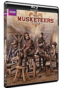 THE MUSKETEERS saison 2 [Blu-ray]