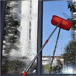 Kit De Poussière VIIPOO Microfibre, Nettoyage Duster MOP Duster Pour Les Carreaux De Nettoyage, Les Murs, Les Lavages De V...