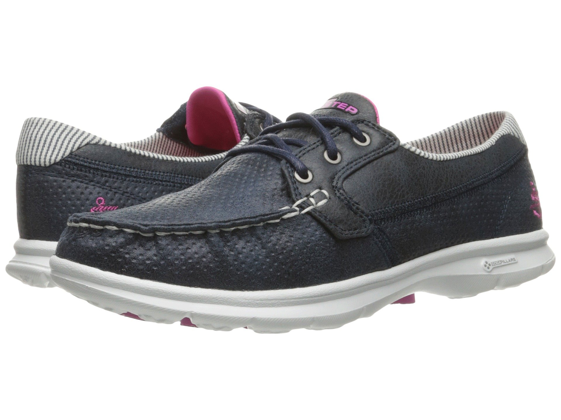 Boat Shoes para Mujer SKECHERS Performance Go Step - Shore  + SKECHERS en VeoyCompro.net
