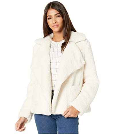 Jack by BB Dakota Soft Skills Fleece Jacket (Ivory) Women