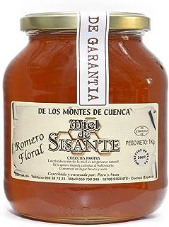 Miel de Cuenca - Sisante 100% natural, directa del apicultor