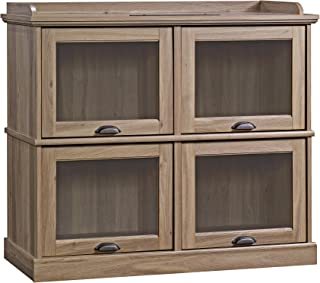 Sauder Barrister Lane Highboy TV Stand, For TV's up to 42